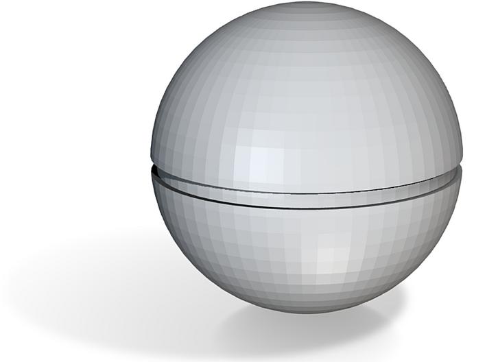 Hashy Pokeball 3d printed