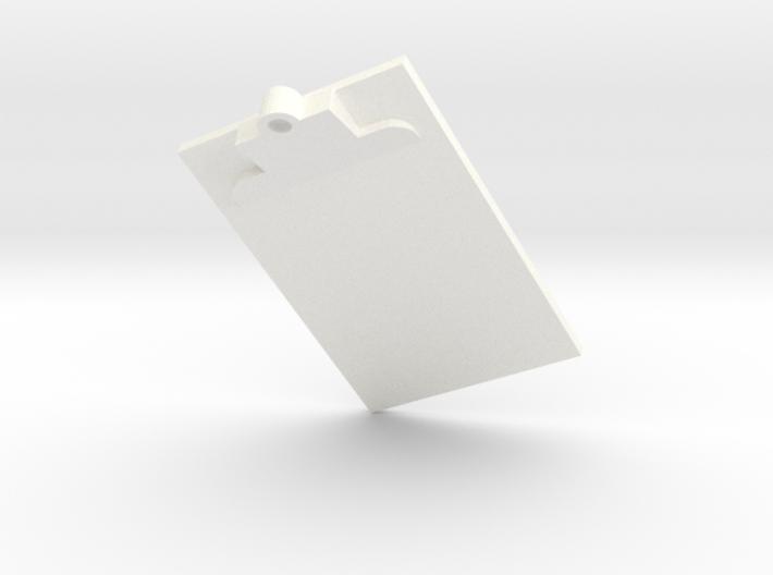 Clip Board 3d printed