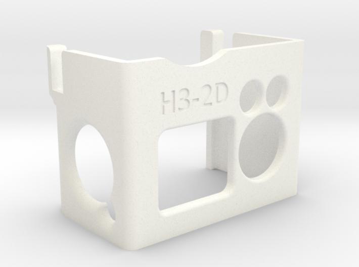 GoPro Zenmuse H3-2D Mounting Bracket 'Sleeve' 3d printed GoPro Zenmuse H3-2D Mounting Bracket 'Sleeve'