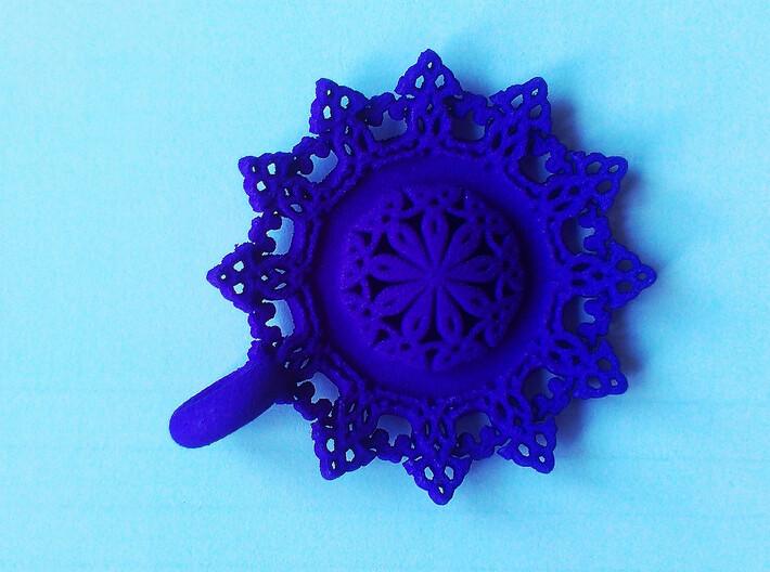 Islamaceltic pendant 3d printed