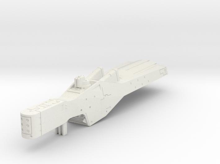 LoGH Alliance Cruiser 1:3000 3d printed