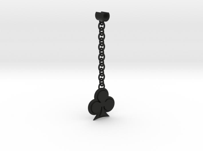 Earpod Earrings | Clubs ♧ 3d printed