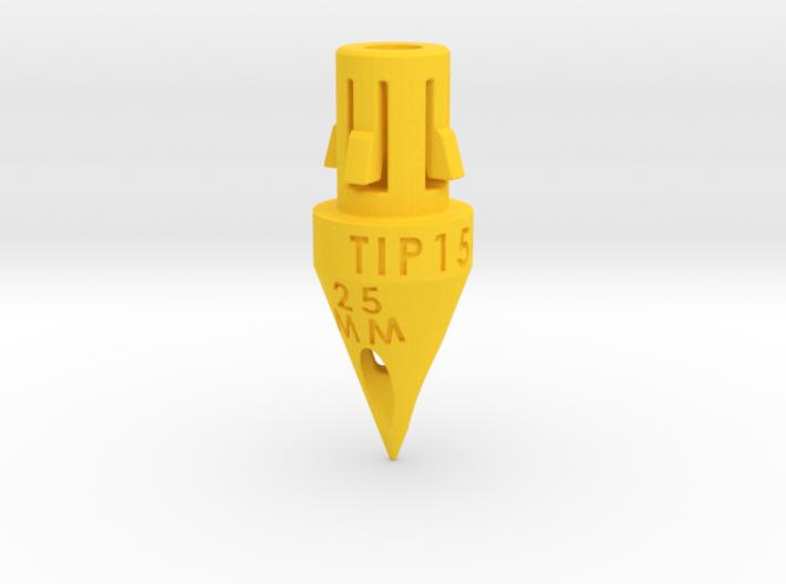 TipHollow_150222 3d printed