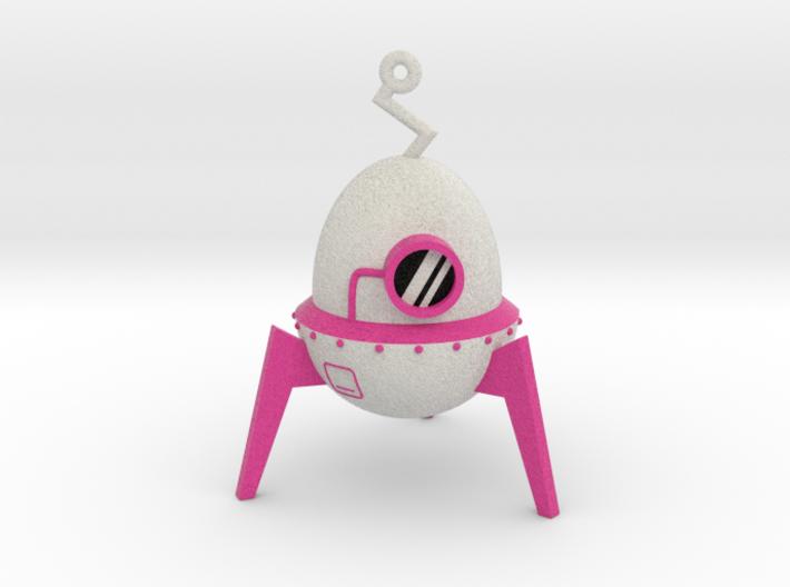 Moon Lander | Loris F. Alessandria 3d printed