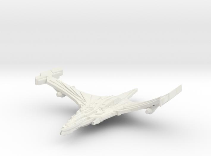 StormRoc Class Battleship 3d printed