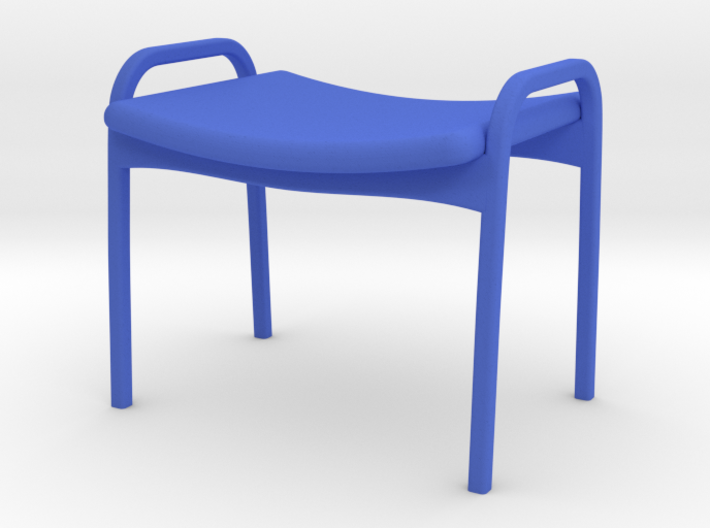 Lamino Style Stool 1/12 Scale 3d printed