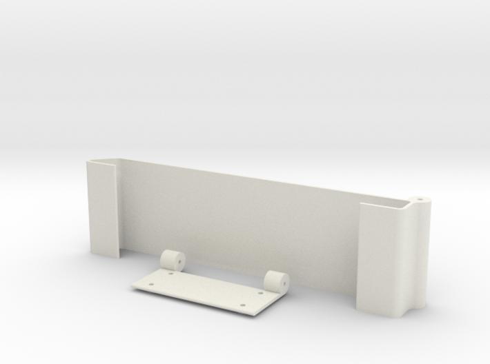 Ipad Under Cupboard Mount 3d printed
