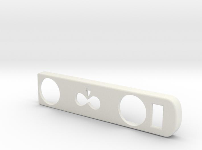 4eyes Lens System Bracket Ver. 1.5 3d printed