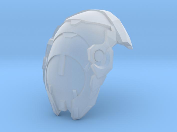 Lockdown_mask 3d printed