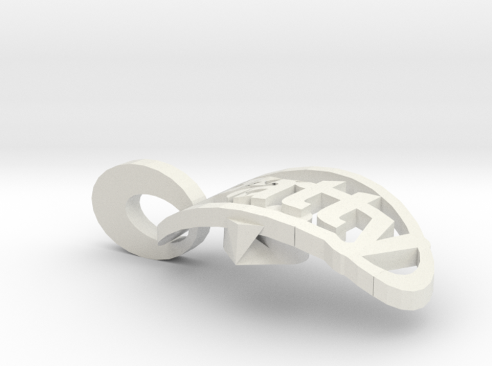Patty3untitled (repaired) 3d printed