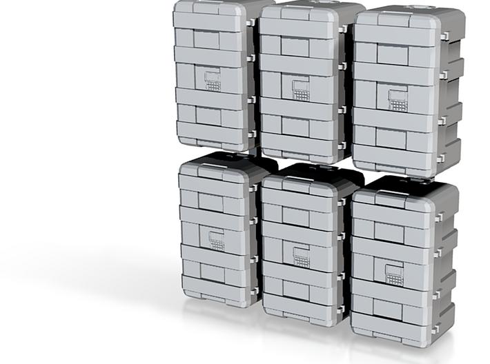 Equipment Case 15-53x9-44x7-44 3d printed