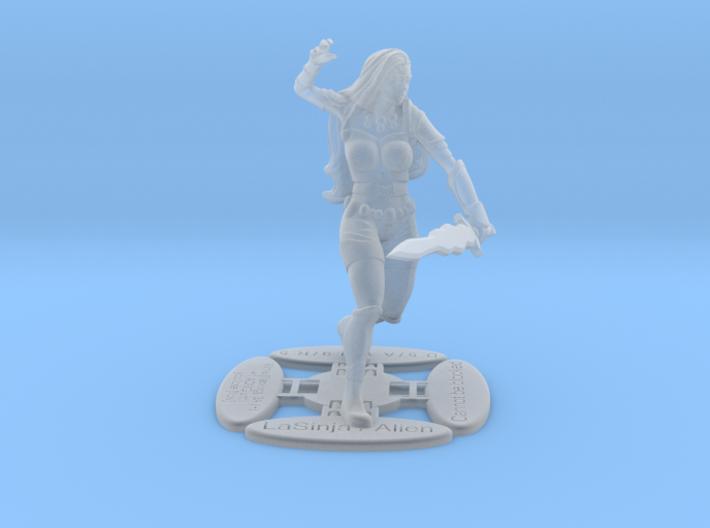 LaSinja 3d printed