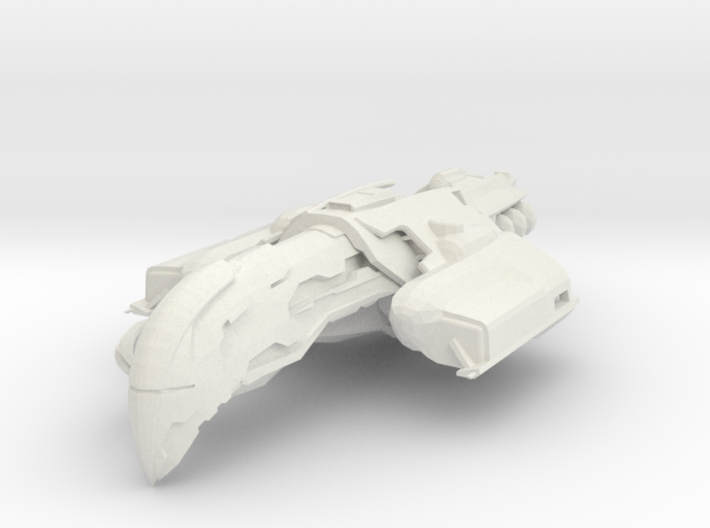 Assault Carrier 3d printed