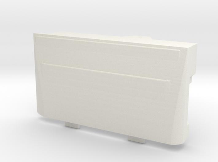 Game Boy Micro Battery Door 3d printed
