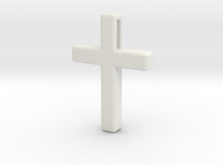 Cross Cube 35-25-5 3d printed
