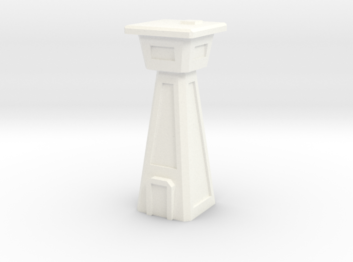 Watch Tower (1/285) 3d printed