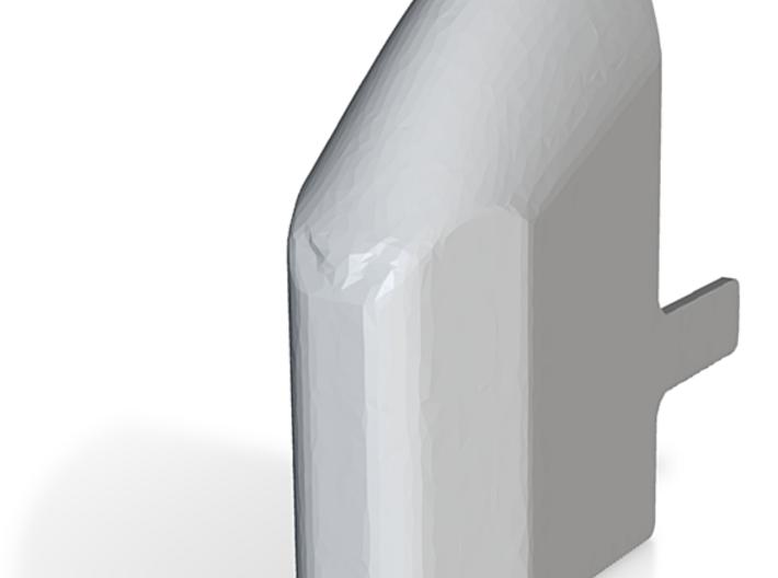 1/64 Crop Shield 3d printed