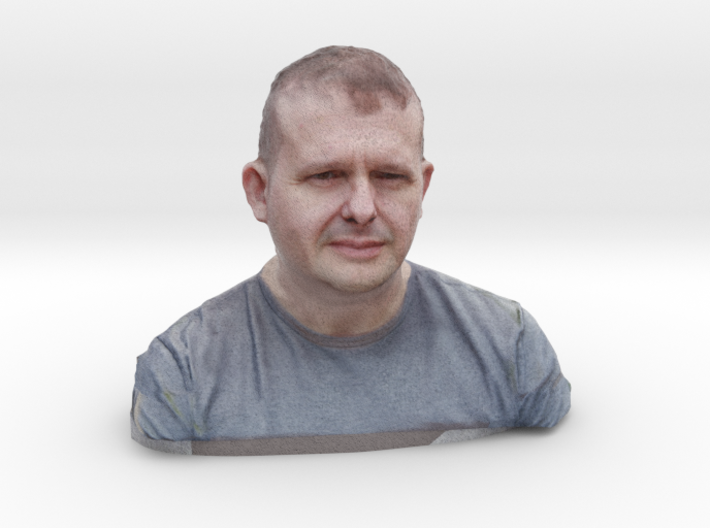 William Howell 3d printed