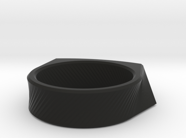 Qx2 - Ring / Size 5 3d printed