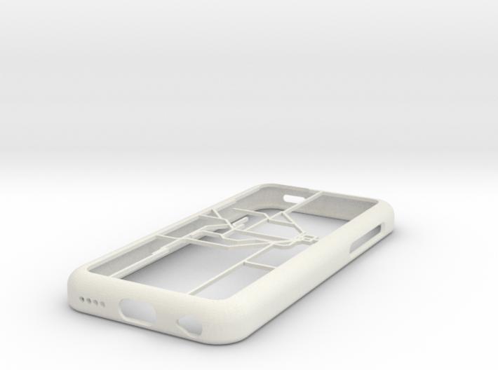 Sydney Suburban Network map iPhone 5c case 3d printed