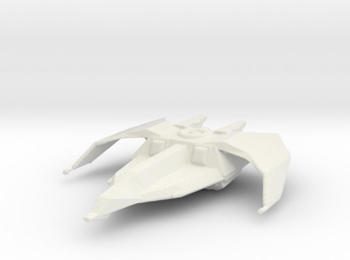 Banshee Fighter 3d printed