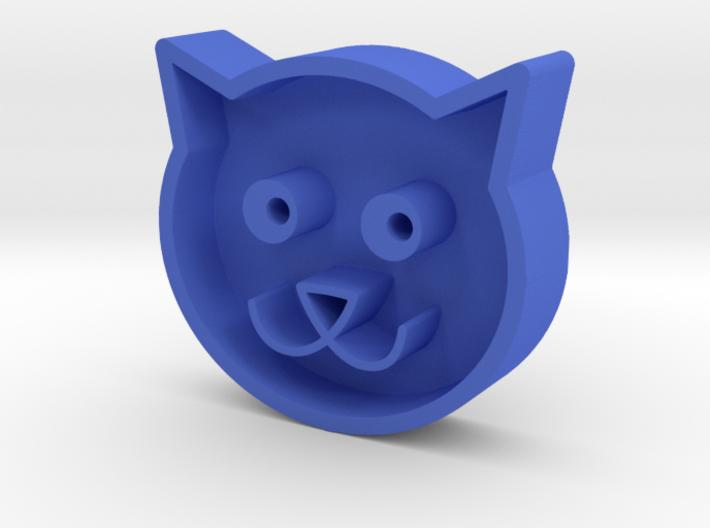 Cat head 3d printed
