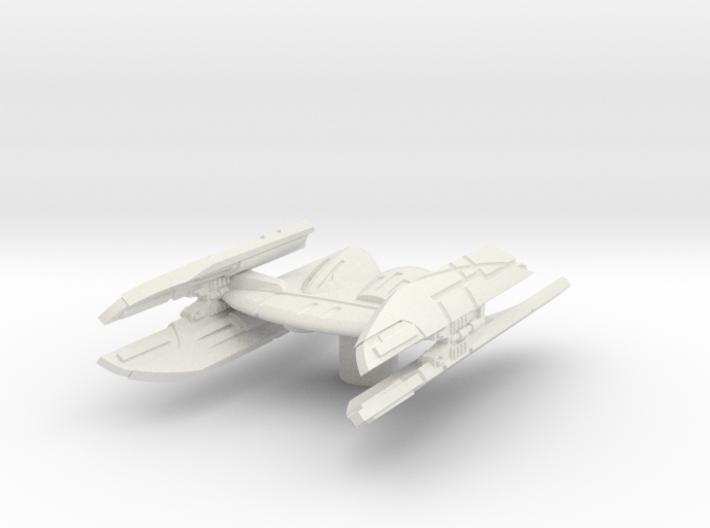Hyena-class bomber 1/270 3d printed