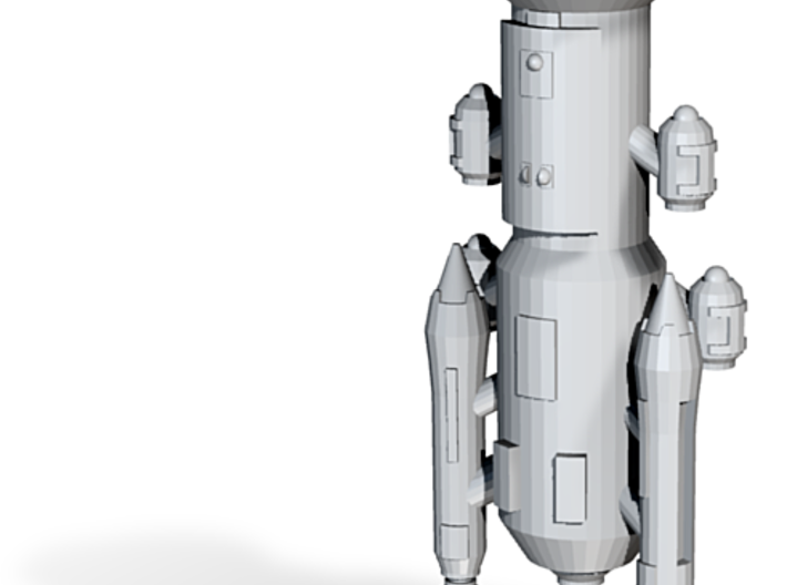 2400 Questor Caravel (CRB) 3d printed