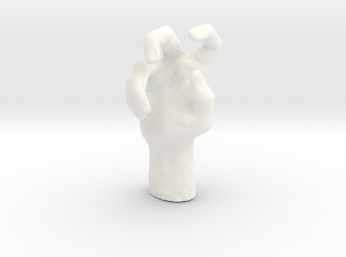 hands in 5cm Passed 3d printed