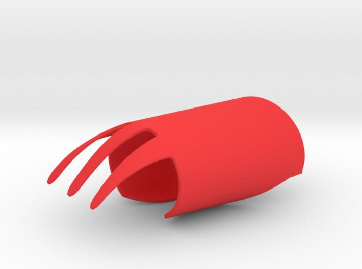 Finger Fork 3d printed