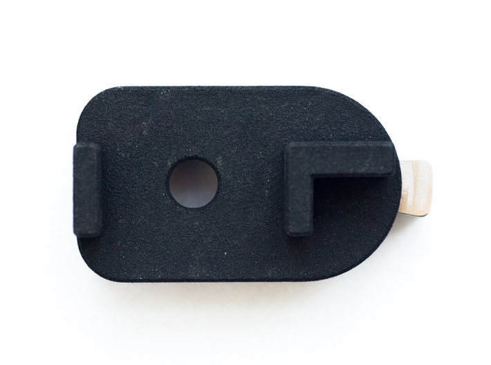 Cinelock Cradle for SmallHD DP7 monitor 3d printed