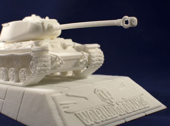 1:48 World of Tanks stand for miniatures  3d printed Stand with KV-1S model. KV-1S is sold separately
