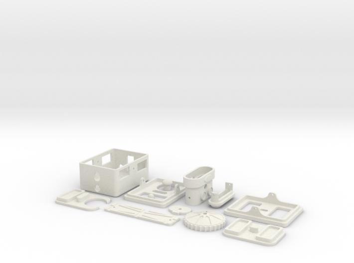 BillyBot3-KIT 3d printed