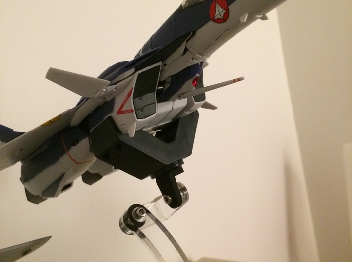 Yamato SV51 and Arcadia VF-0D Attach 3d printed