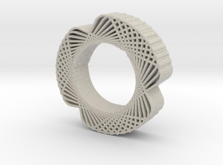 Spirogram 3d printed