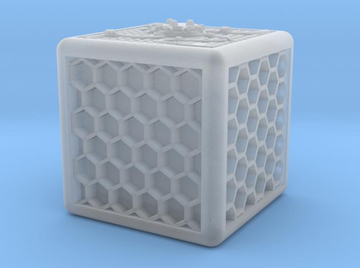 Energy Cube 3d printed