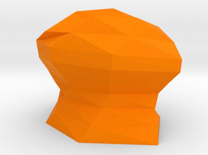 Futuristic vase 3d printed