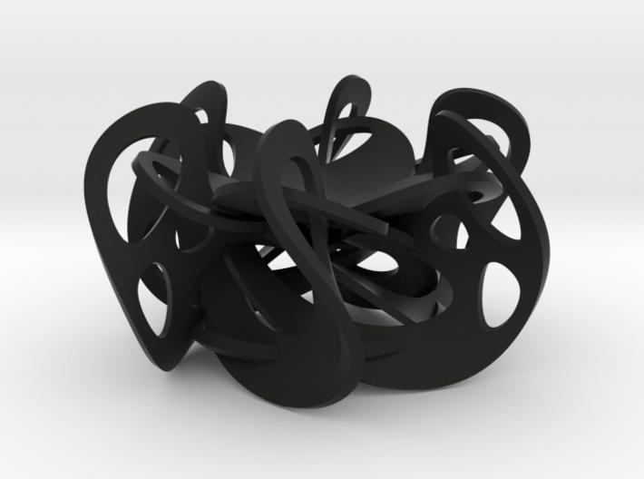 Flex Ring Holder 3d printed
