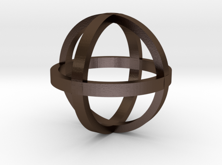 Orb Small 1:12 scale decor 3d printed