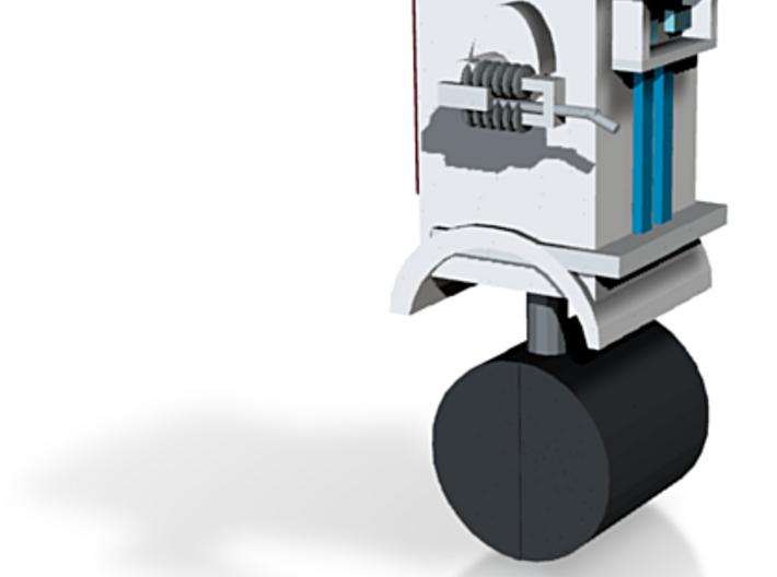 Tob-E robot 3d printed