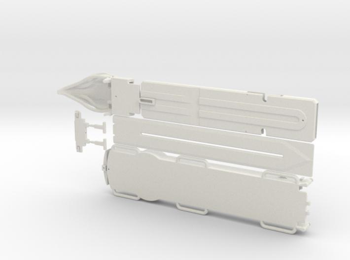 Hook Toy Prop Kit 3d printed