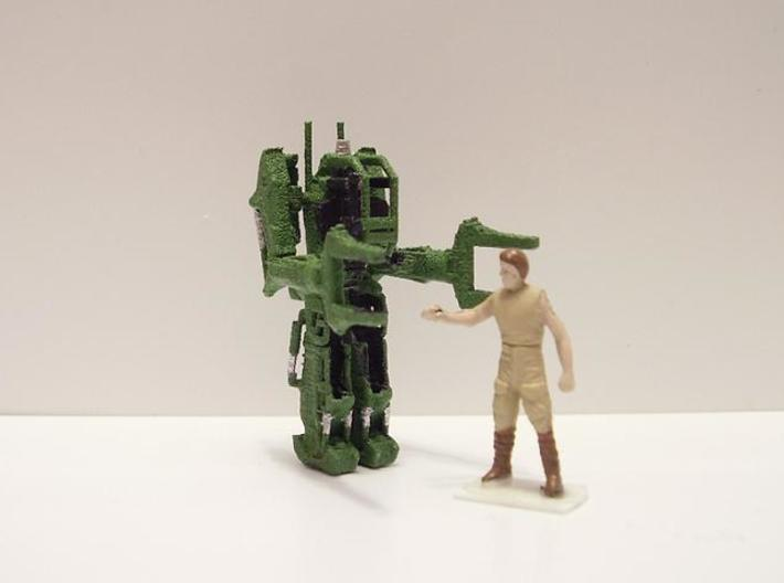1/87 Scale EXO-LOADER 31.5mm 3d printed