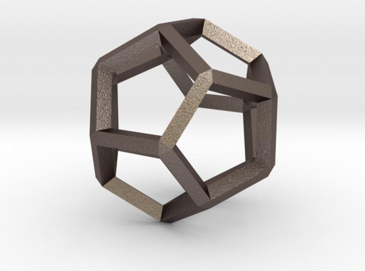 3D Honeycomb 3d printed