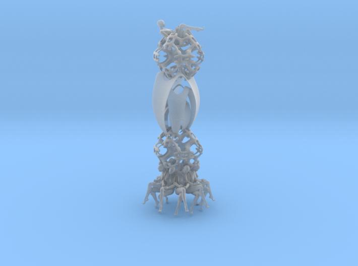 Said Koubaa Math Lamp 3d printed