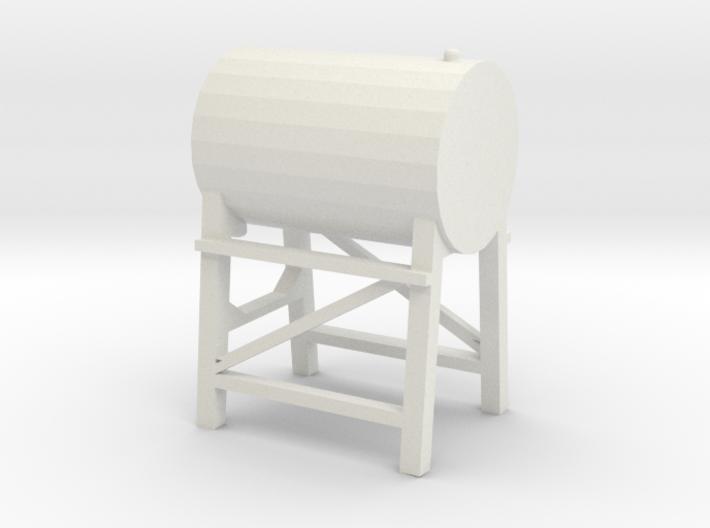 1/64 Fuel Tank 3d printed