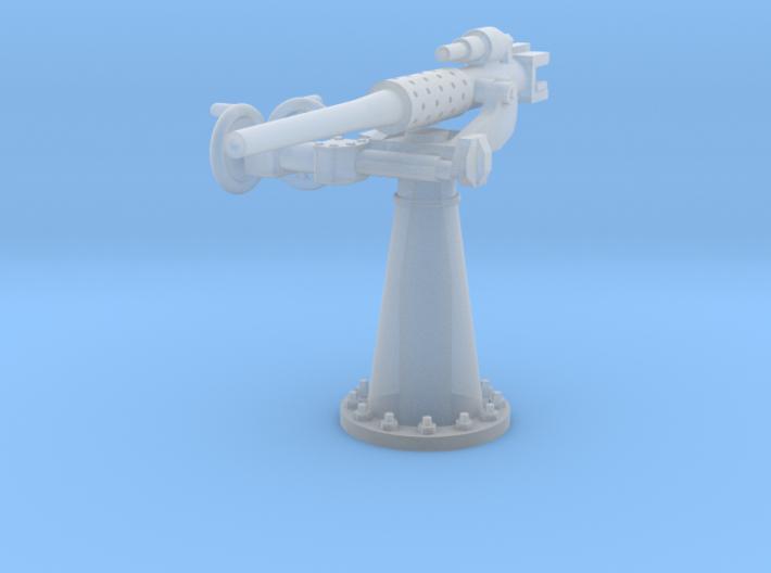 French 37mm Gun 1925 1/72 3d printed