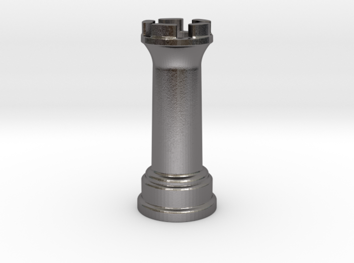 Rook Chess Piece Shot Glass - 30 mL 3d printed