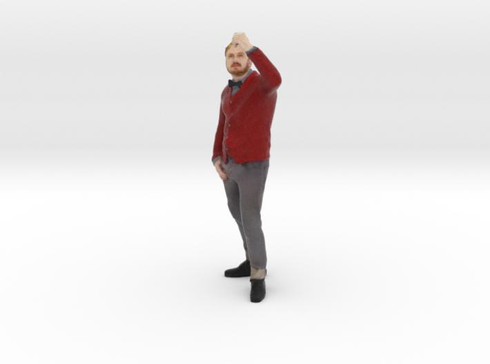 Rene Selfy 3d printed