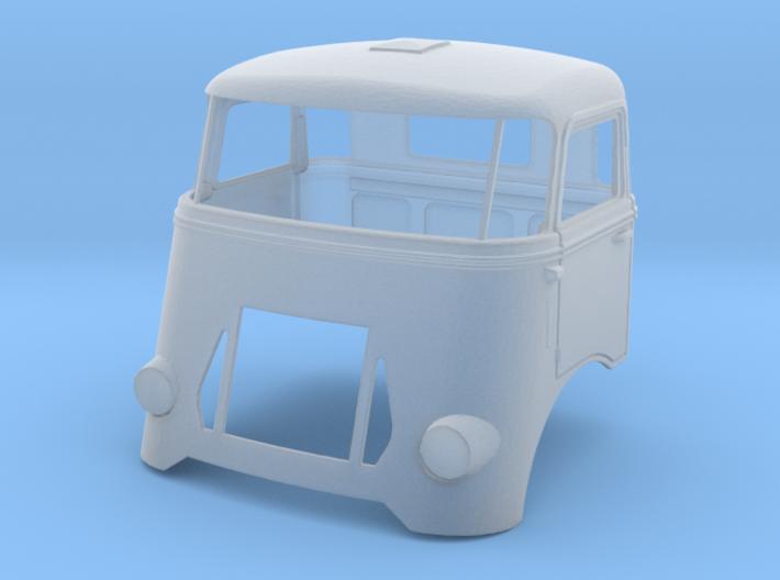DAF-cab-1to76 3d printed