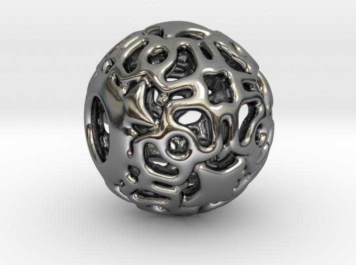 PA Ball V1 D14Se492 3d printed